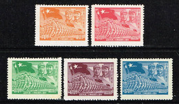 China P.R. East-China 1949, Liberation Army - Mao Zedong And General Chu Teh ,  Ungebraucht / MNH / Neuf - Ongebruikt