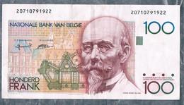 100 Fr Type Beyaert Voor 3 Euro - 100 Francs