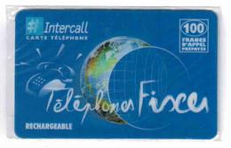 RARE INTERCALL Neuve Sous Blister Avec Code - Voir Scans - Prepaid Cards: Other