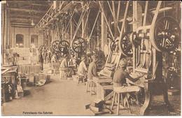 Cpa Petroleum- Tin - Fabriek. (Rare). - Indonesia