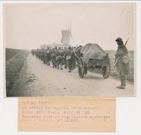 Press Photo WWII - France - Mobilisation 1939 - Guerre, Militaire