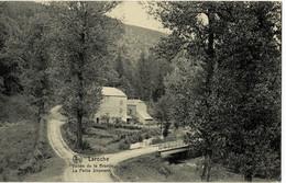 Laroche Vallée De La Bronze La Petite Strument Circulée En 1914 - La-Roche-en-Ardenne