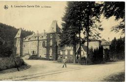 Lavacherie-Sainte-Ode Le Château Circulée En 1922 - Sainte-Ode