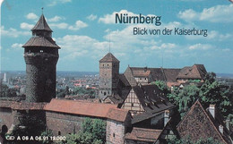 GERMANY(chip) - Telekom In Franken 1/Nürnberg(A 06), Tirage 12000, 04/91, Mint - A + AD-Serie : Pubblicitarie Della Telecom Tedesca AG
