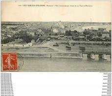 85 LES SABLES D'OLONNE. Vue Panoramique 1913 - Sables D'Olonne