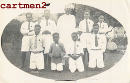 PHOTOGRAPHIE ANCIENNE : ILE SAMOA OCEANIE ETHNOLOGIE ETHNIC MISSIONNAIRE OCEANIA SOMOAN SCHOOL - Samoa
