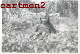 7 PHOTOGRAPHIE ANCIENNE ILE SAMOA OCEANIE OCEANIA SOMOAN TAHITI POLYNESIE FRANCAISE CALEDONIE CALEDONIA VANUATU VAHIN - Samoa