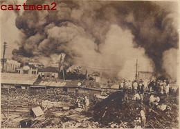 PHOTOGRAPHIE ANCIENNE : CHINA JAPON ? GUERRE EXPLOSION HIROSHIMA ? NAGASAKI ? JAPAN WAR ? - Hiroshima