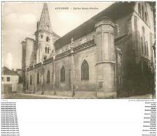 Cpsm 89 AUXERRE. Eglise Saint Eusèbe - Auxerre