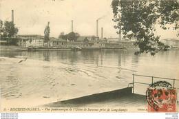 92 SURESNES. Usine 1912 Edition Spéciale Des Biscuits Olibet - La Rochelle