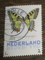 Nederland - NVPH - 3012 - 2014 - Persoonlijke Gebruikt - Cancelled - Brinkman - Vlinders - Koninginnenpage - Sellos Privados