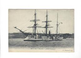 "CTH -  ""La Meurthe""  N° 569 Aviso-Transport - édit A Bourgault - Guerra"