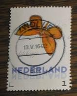Nederland - NVPH - 3012 - 2014 - Persoonlijke Gebruikt - Cancelled - Brinkman - Vlinders - Dikkopje - Sellos Privados