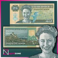 Matej Gabris 25 Korun Slovensko Test Specimen Fantasy Banknote Private Note - Slovacchia