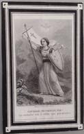 Coralie Henriette Caroline Florentine Van Den Wouwer-anvers 1856-1870 - Devotion Images