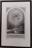 Guillaume Wielemans-ixelles 1811-bruxelles 1856 ? - Devotion Images