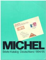 CATALOGUE MICHEL 1994/95  ALLEMAGNE SUR LETTRE - Germany