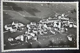 Siplom-Dorf (Flugaufnahme) - VS Valais