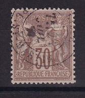 D222 / LOT SAGE N° 69 OBL COTE 10€ - 1876-1878 Sage (Typ I)