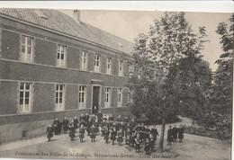 BELGIQUE - Pensionnat Des Filles De St Joseph STROMBEEK-BEVER - Cour De Jeux - Grimbergen