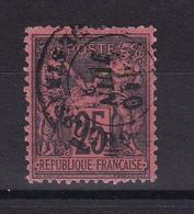 D223 / LOT SAGE N° 91 OBL COTE 30€ - 1876-1898 Sage (Type II)