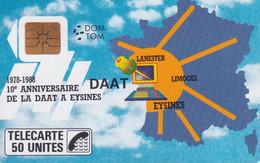 C-17 D.A.A.T. - Phonecards: Internal Use