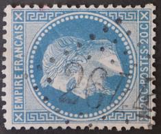 29B Obl GC 2644 Neuville-de-poitou (80 Vienne ) Ind 4 ; Frappe Nette - 1849-1876: Classic Period