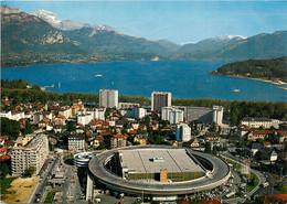 CPSM Annecy Et Son Lac-Timbre    L889 - Annecy
