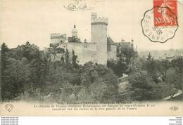 WW 03 EBREUIL. Château De Veauce 1911 - Andere Gemeenten