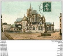 72 LA FERTE-BERNARD. Cathédrale 1907 - La Ferte Bernard