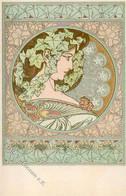Mucha, Alfons Ivy Frau I-II - Zonder Classificatie
