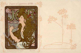 Mucha, Alfons JOB Calendrier 1897 I-II - Zonder Classificatie
