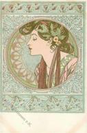 Mucha, Alfons Laurel Frau I-II - Zonder Classificatie