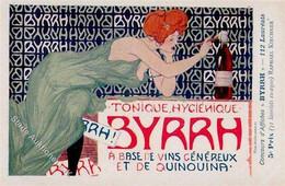 Collection BYRRH Sign. Kirchner, Raphael Künstlerkarte I-II - Kirchner, Raphael