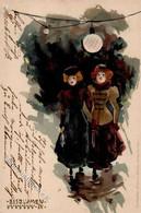 Kirchner, R. Eisblumen IX. 1901 I-II - Kirchner, Raphael