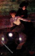 Kirchner, R. Flashing Motosists 1905 I-II - Kirchner, Raphael