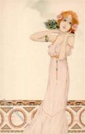 Kirchner, R. Girls With Flowers At Feet I-II - Kirchner, Raphael