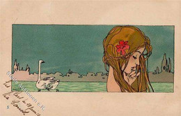 Kirchner, Raphael Leda Und Der Schwan 1910 I-II - Kirchner, Raphael