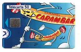 En 936 Carambar Télécarte France 6000 Ex Phonecard  (T 412) - 50 Unità