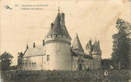 58 , Environs De GUERIGNY , Chateau Des Bordes , *  463 86 - Guerigny