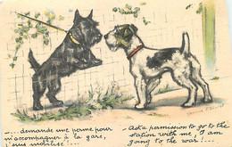 Illustration De Germaine BOURET , *  464 07 - Bouret, Germaine