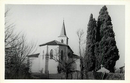 32 ♥ LARROQUE SUR L'OSSE ♥ L'église , *  464 71 - Altri Comuni