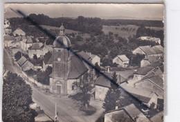 En Avion Au-dessus De Vy Lès Lure (70) L'Eglise Et Vue Générale (carte N°7) - Autres Communes