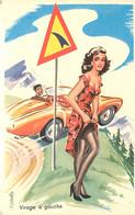 ♥ LOUIS CARRIERE ♥ Automobile , Virage à Gauche , * 466 85 - Carrière, Louis