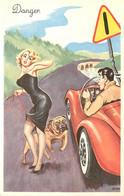 ♥ LOUIS CARRIERE ♥ Automobile , Danger , * 466 88 - Carrière, Louis