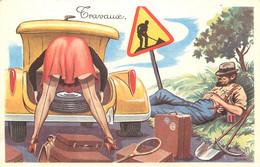 ♥ LOUIS CARRIERE ♥ Automobile , Travaux , * 466 91 - Carrière, Louis