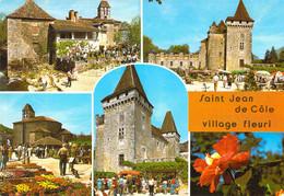 24 - Saint Jean De Côle - Multivues - Autres Communes