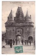LA FERTE BERNARD - Porte De Ville (carte Animée) - La Ferte Bernard