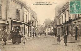 86 ♥ CHATELLERAULT ♥ Grande Rue De Chateauneuf , * 467 76 - Chatellerault