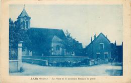 89 ♥ LAIN ♥ La Place Et Nouveau Bureau De Poste , * 467 86 - Altri Comuni